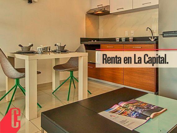 Departamento en renta en LA CAPITAL SANTA LUCIA