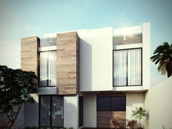 Casa en venta cerca de zona comercial, Parque Baja California