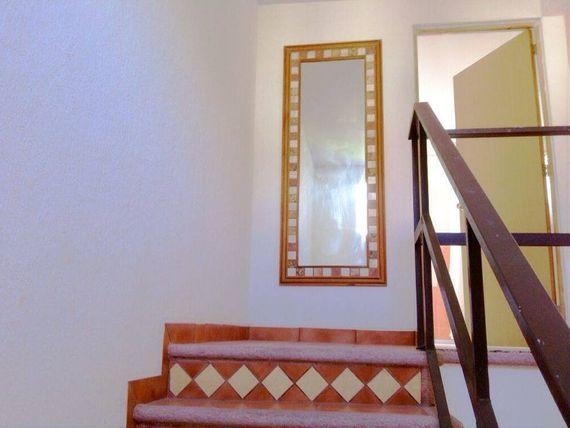 Rento casa en Condominio 2 recs, 1 estudio, alberca
