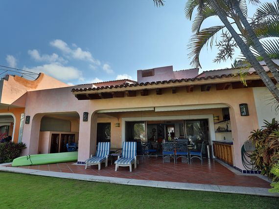 Villa 3 Isla Iguana Marina Vallarta
