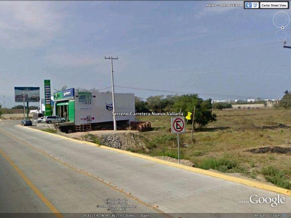 """Terreno Comercial en <span itemprop=""""addressLocality"""">Nuevo Vallarta</span>"""