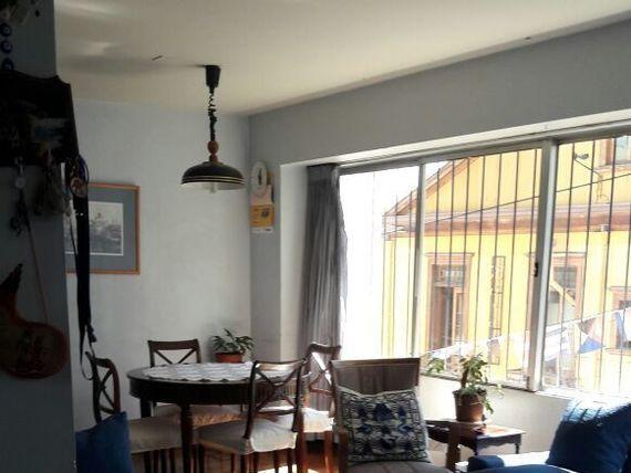 """Hermosa Casa en Barrio Patrimonial <span itemprop=""""addressLocality"""">Valparaíso</span> 6D/3B, Paseo Gervasoni"""