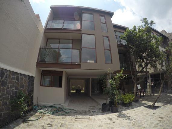 ESTRENA casa en condominio Heroes de Padierna
