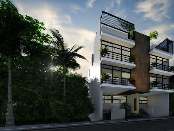 Torre Aurea - Proyecto de 6 departamentos y 2 Lofts