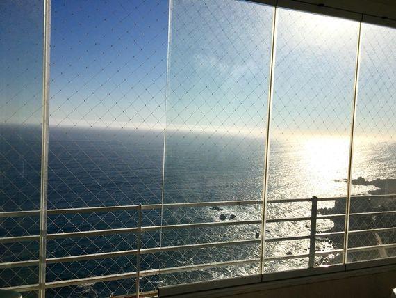 Espectacular departamento, con insuperable vista al mar,  Reñaca Norte.