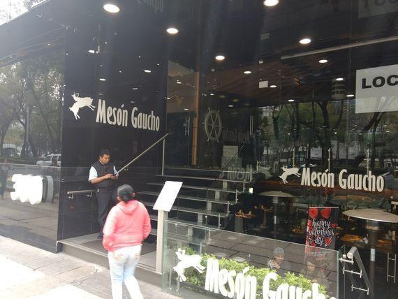 "Local sobre <span itemprop=""streetAddress"">Reforma</span> acondicionado para ostioneria-bar"