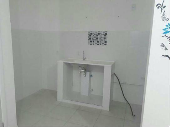 Apartamento, 2 dormitórios, 1 vaga, Jardim Íris