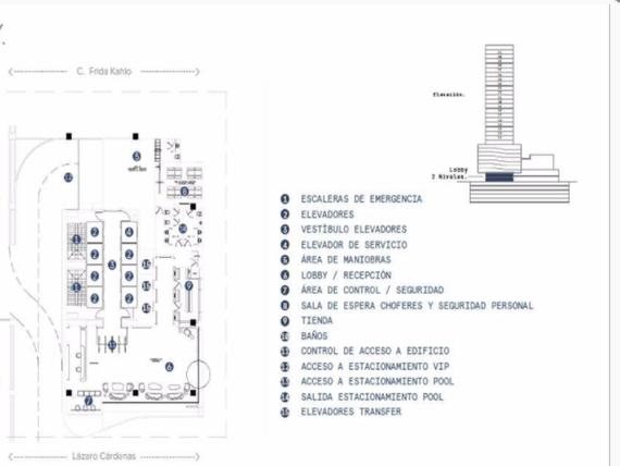 OFICINAS  EN VALLE ORIENTE Venta - $67,000 MN