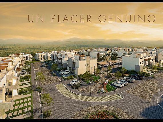 """Departamentos en Venta en <span itemprop=""""addressLocality"""">San Miguel de Allende</span>. Modelo Nosiola. Con Roof Garden"""