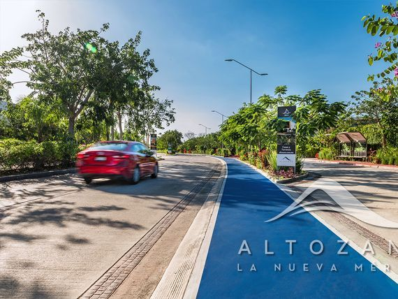 Lotes desde 180 m² en exclusiva privada en zona norte
