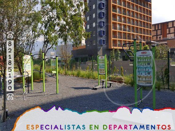Departamento en Renta Torre Javier Sánchez