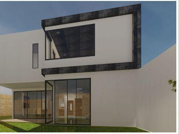 Hermosa Casa estilo Minimalista