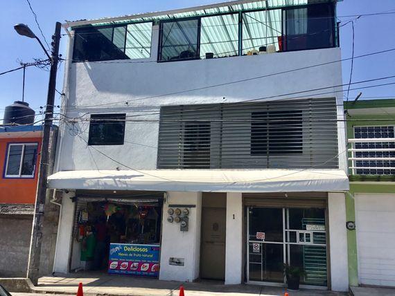 Edificio de departamentos en venta Xalapa