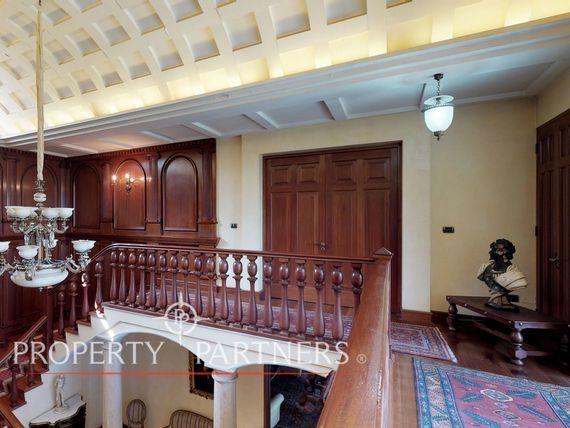Espectacular Villa Italiana en Santa María de Manquehue