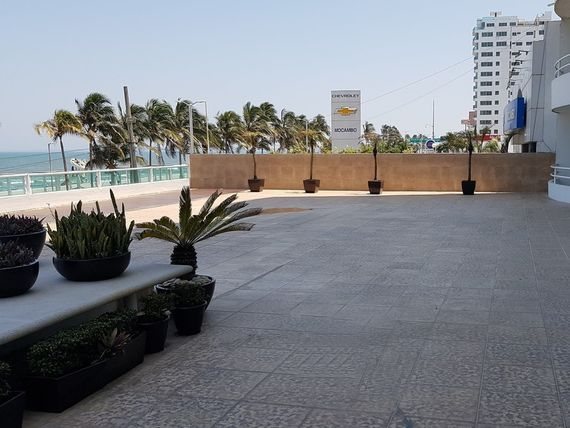 BOCA DEL RIO RENTO HERMOSO DEPARTAMENTO VISTA AL MAR