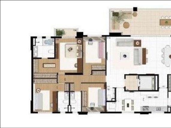 """Apartamento, 4 Dormitórios, <span itemprop=""""addressLocality"""">Vila Leopoldina</span>"""
