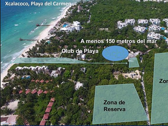 """Departamentos en zona Diamante en preventa en <span itemprop=""""addressLocality"""">Playa del Carmen</span>"""