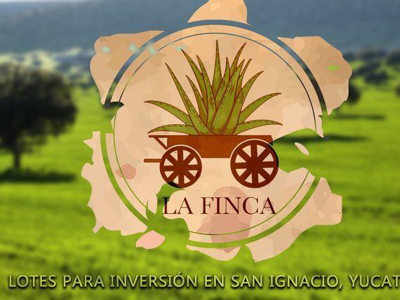 """Excelentes Lotes de """"LA FINCA"""" Inversión Cerca de la Carretera Progreso"""