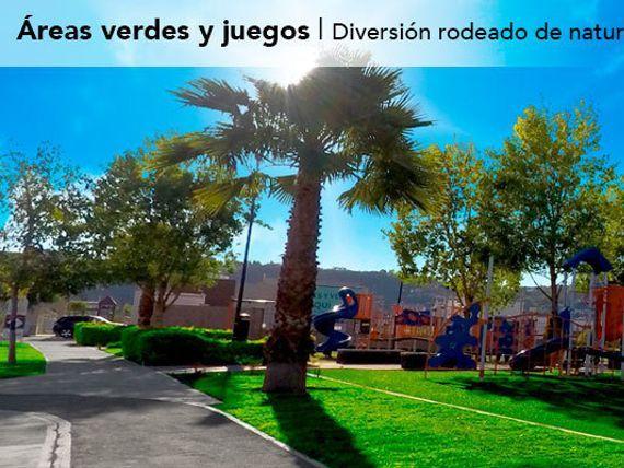 """Estrena Hermosa Casa en área <span itemprop=""""addressLocality""""><span itemprop=""""streetAddress"""">Sonterra</span></span>, Puerta Verona, 2 Recámaras, Jardín, LUJO"""