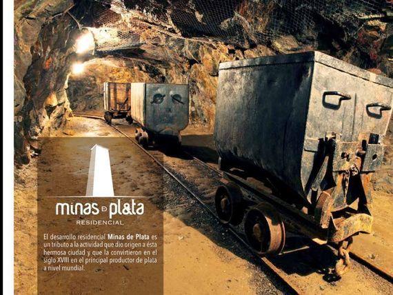 Terrenos en Minas de Plata