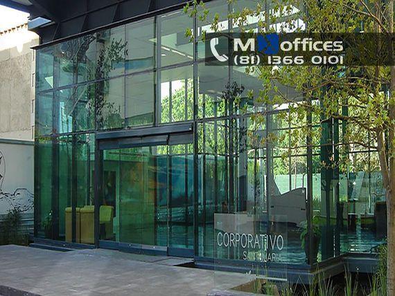 Oficina en renta de 319m2 Obra Gris en zona zona Santa María