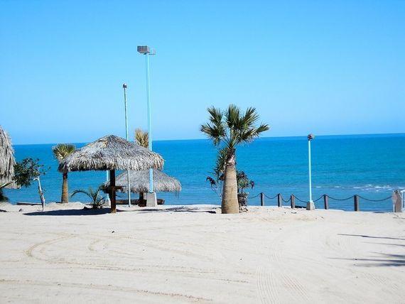 "Terreno vacacional en <span itemprop=""addressLocality"">San Felipe</span>!!! alberca! palapas!, playa!"
