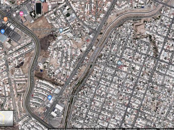 42,00 M2 TEOFILO BORUNDA terreno residencial/comercial EN VENTA JERACC OH 270918