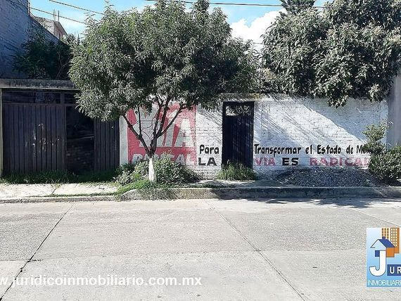 Se vende terreno en Chalco