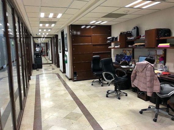 Oficinas en edificio Corporativo Parque Reforma