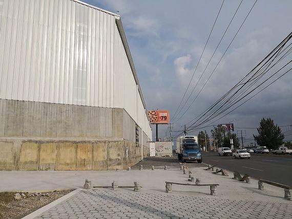 Bodega en renta 1,506m2, Parque industrial San Angel