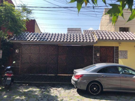 """Bonita Casa en Privada Cerrada, <span itemprop=""""streetAddress"""">Desierto De Los Leones</span>."""