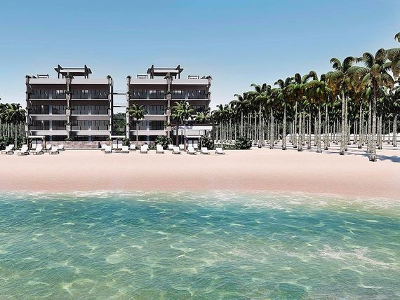 Rare opportunity Ocean Front Yucatan