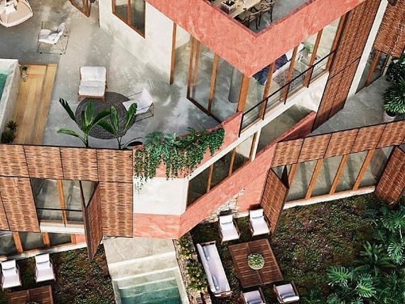 """Luxury Apartments in exclusive area of <span itemprop=""""addressLocality"""">Tulum</span>"""