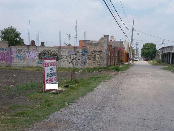 VENDO TERRENO EN  METEPEC, EDO. MEXICO