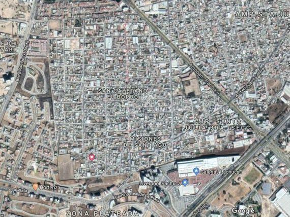 Terreno ideal para construir vivienda de interes social en Santa Julia Pachuca