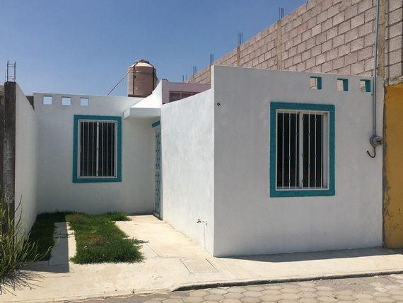 casa económica con 3 recámaras