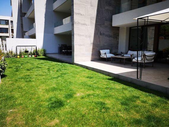 """<span itemprop=""""addressLocality"""">La Dehesa</span> Central (jardín propio) - a pasos del Portal la Dehesa"""