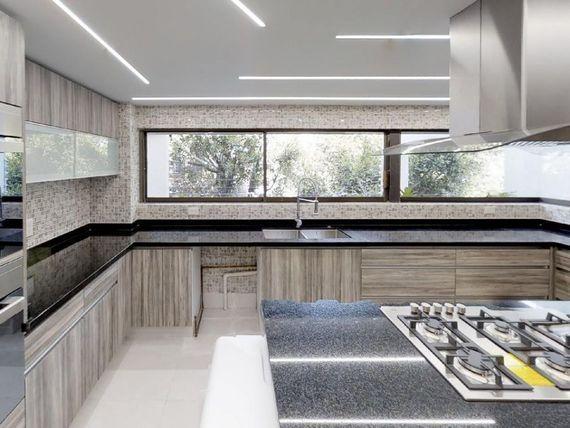 Moderna casa en Bosques de las Lomas