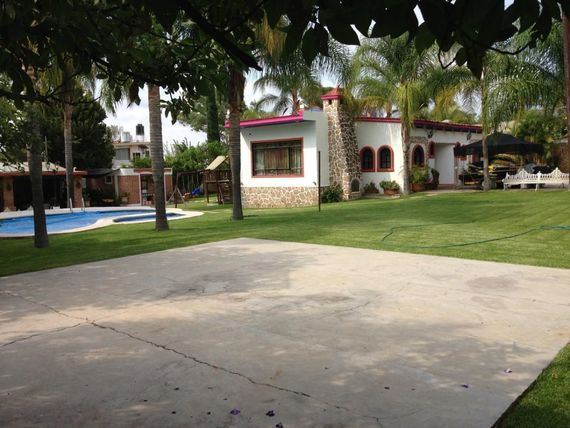 Casa de Campo en La Calera cerca de Cajititlan