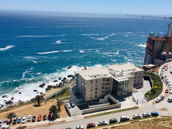 Exclusivo departamento, gran vista al mar, Av. Edmundo Eluchans