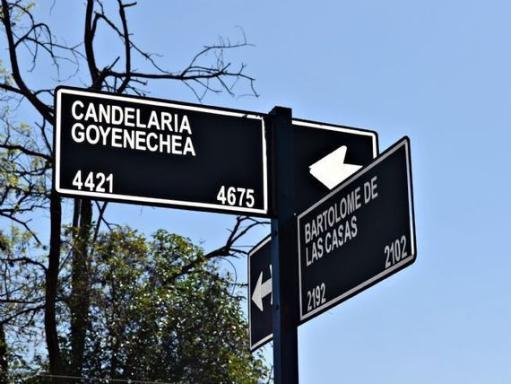 "Exclusivo PENTHOUSE NUEVO 2D/3B, <span itemprop=""streetAddress"">Candelaria Goyenechea</span>"