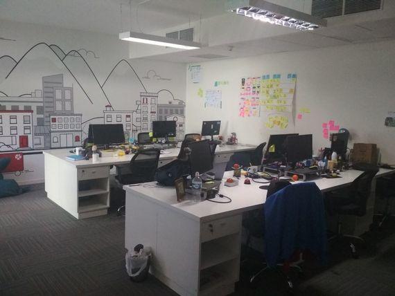 Oficina Habilitada, Metro Los Leones