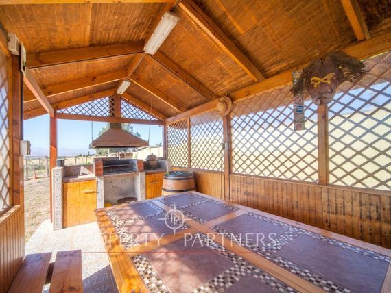 Linda y moderna casa camino al Valle de Elqui