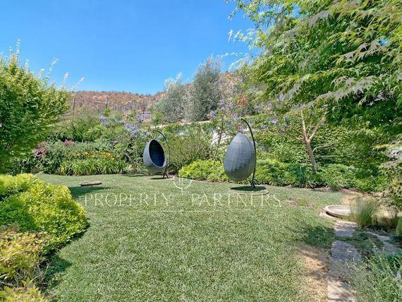 Piedra Roja, Gran casa en Hacienda con espectacular vista