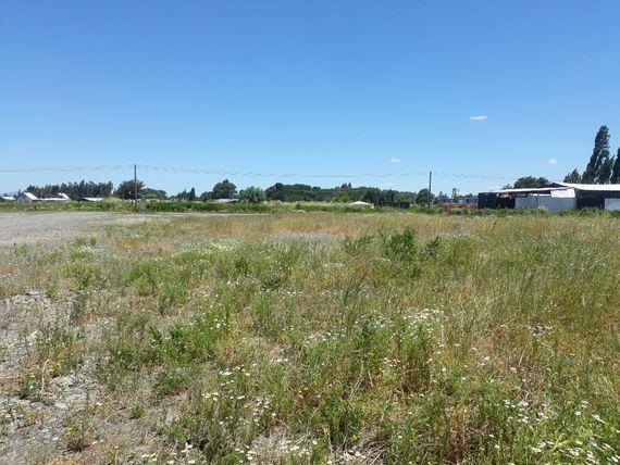 Tereno en Parque industrial salida sur Chillan