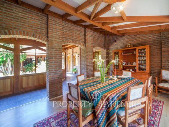 Gran Casa diseño Arquitecto Castillo Velasco