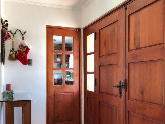 Acogedora Casa Nueva estilo Chilena en parcela 215/5000mt2