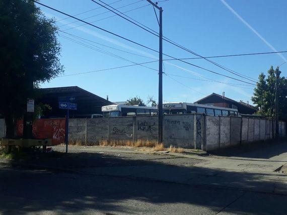 Espectacular terreno en Avenida Alonso de Ercilla