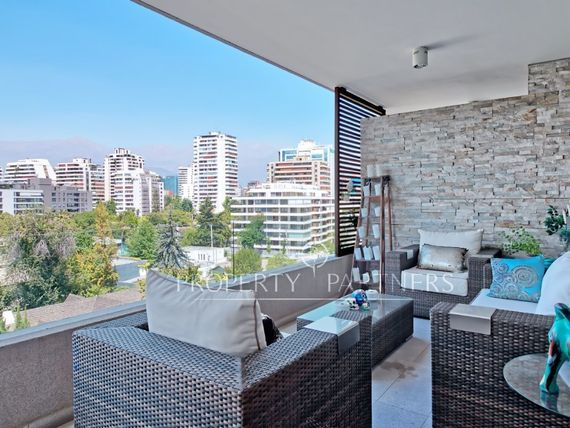 Estupendo Penthouse Duplex con vista despejada