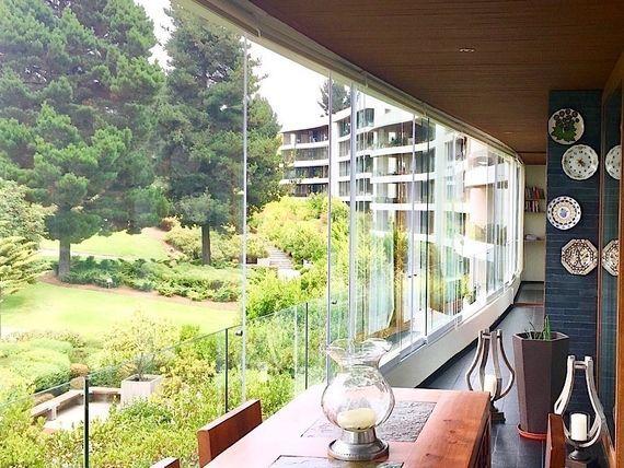 Departamento de 161 m2 totales, Bosques de Montemar.